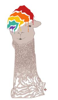 Иллюстрация животного