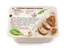 "Дизайн платинки для сыра феты ""Premialle"""