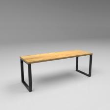 3D визуализация стол Лофт