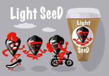 Розробка персонажу і пакування для насіння