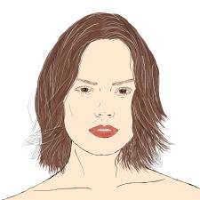 Линейная графика, Портрет