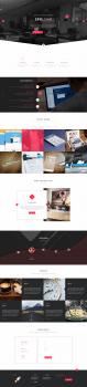 Дизайн сайта для веб агенства SPDLOAD