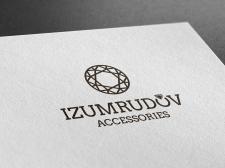 """Логотип """"Izumrudov Accessories"""""""