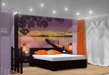 Дизайн мебели в спальню