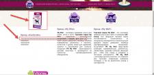 Пример бага с использованием админки сайта