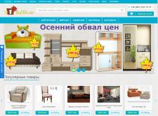 Интернет магазин мебели на joomla