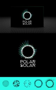 Logo Design Polar Solar