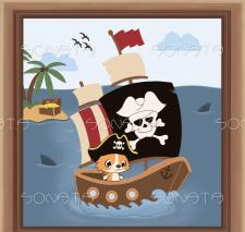 Картина для детской онлайн игры