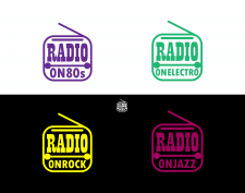 лого для OnRadio ver1