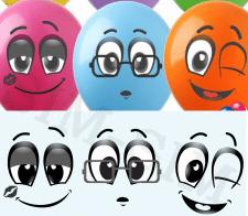 Отрисовка изображений для печати на шариках