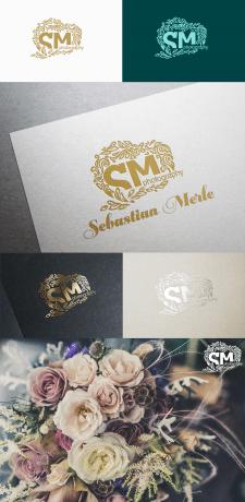Logotype for photographer Sebastian Merle