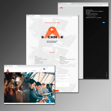 Сайт-визитка Sochnoe