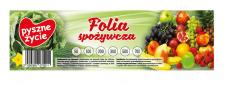 Этикетка Folia Spozywcza для винпрофит