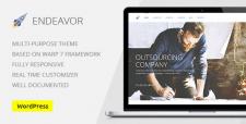 Endeavor — Multipurpose IT | Digital Company WordP