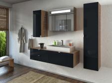 3д рендер+моделирование коллекции шкафов ванной