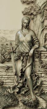 «Юдифь» (по картине Джорджоне Ди Кастельфранко)