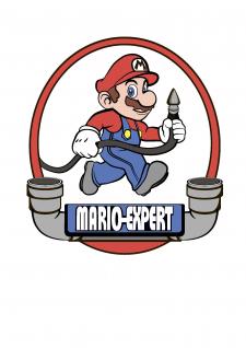 Логотип для Mario Expert