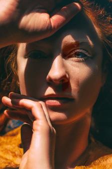 Художественная ретушь портрета