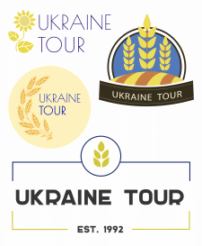 UKRAINE TOUR travel company logo