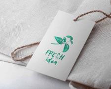"""Логотип """"Fresh idea"""""""
