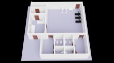 Драфт модель фитнес-центра