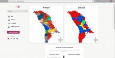 Сайт для выборов