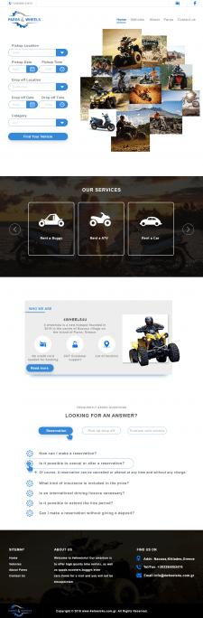 Web-Design Paros
