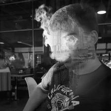 Обработка фото + двойная экспозиция