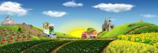 Баннер для интернет-магазина семян