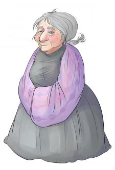 Иллюстрация к книге Джонс Диана - Ходячий замок2