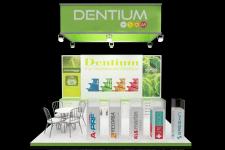 Dentium - expo stand