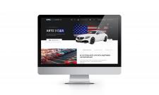 Розробка веб-сайту з особистим кабінетом