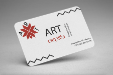 business card for company