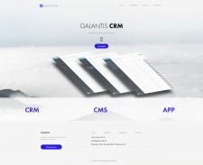 Galantis CRM/CMS System