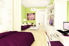 Спальня/гостиная 3