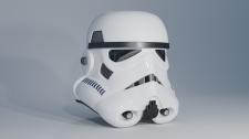 Stormtrooper's helmet