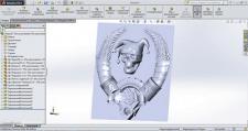 Моделирование SolidWorks