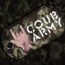 Логотип для канала Coub Army