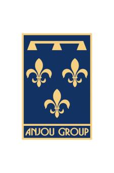 Логотип Анжу групп