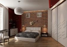 Дизайн интерьера 4-ком. квартиры