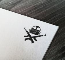 Дизайн логотипа для клуба виртуальной реальности