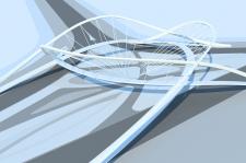 Ланжшафтный дизайн (эскиз-идея) 2