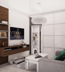 Дизайн и визуализация квартиры