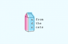 """Логотип """"Ads from the cats"""""""