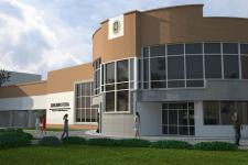 Проект реконструкции здания библиотеки