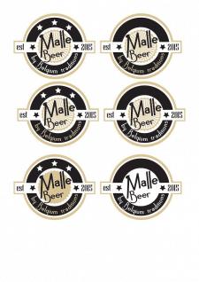 Бельгийское пиво Malle