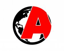 "Лого Тур агенства ""Access Point"""