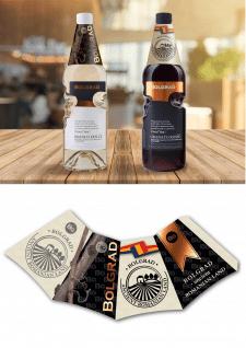 Дизайн некхенгера для вина