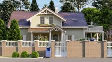 Редизайн частного дома в Эстонии