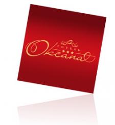 "Логотип для ***отеля ""Оксана"""